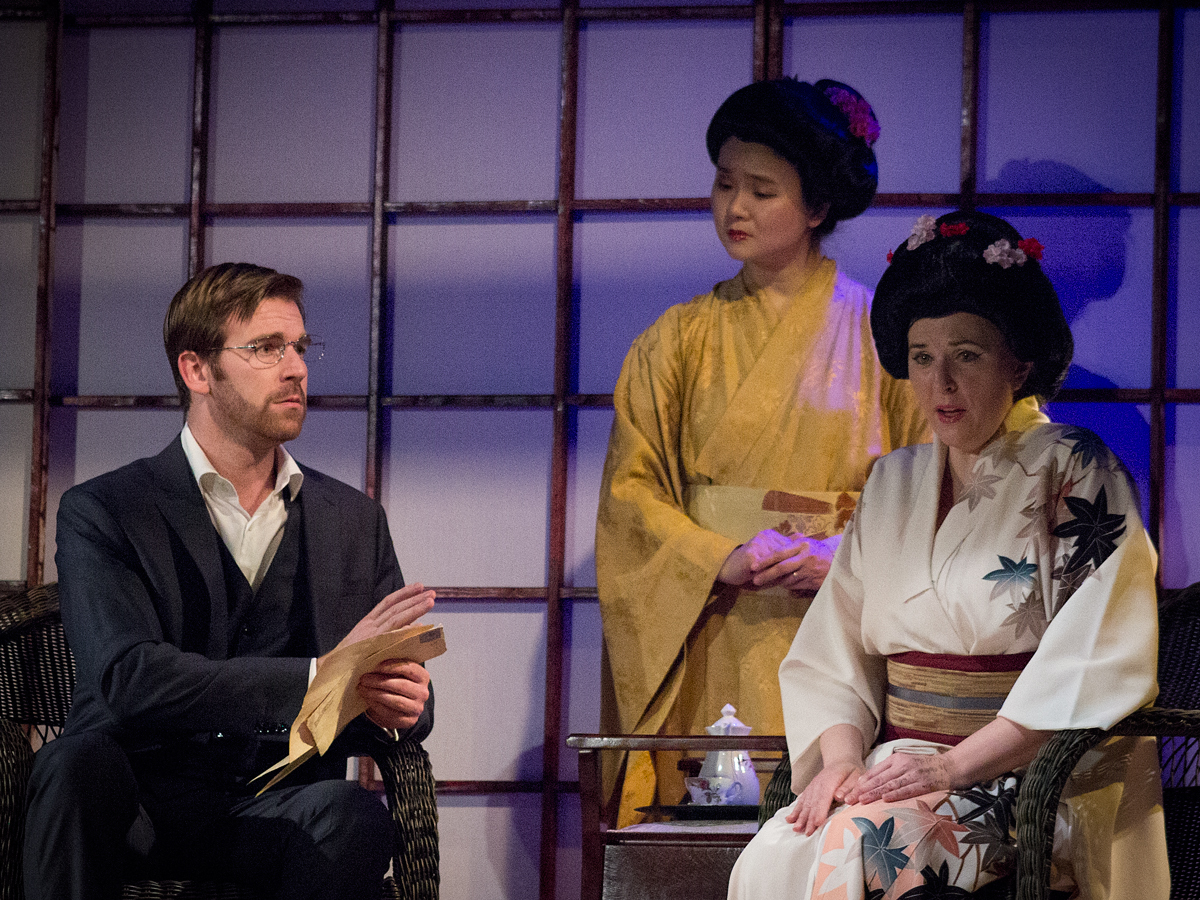 Review of Madama Butterfly