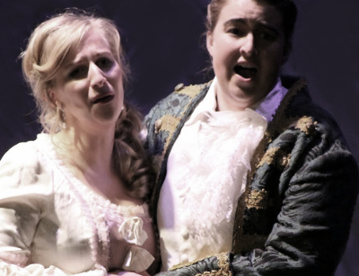 """CLO's 'Rosenkavalier' lets the heavens open up"" – Review from The New London Day"