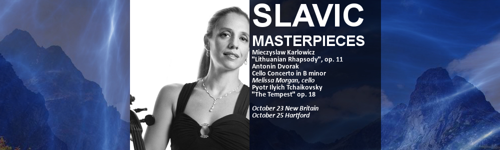 October 23 & 25<br>SLAVIC MASTERPIECES