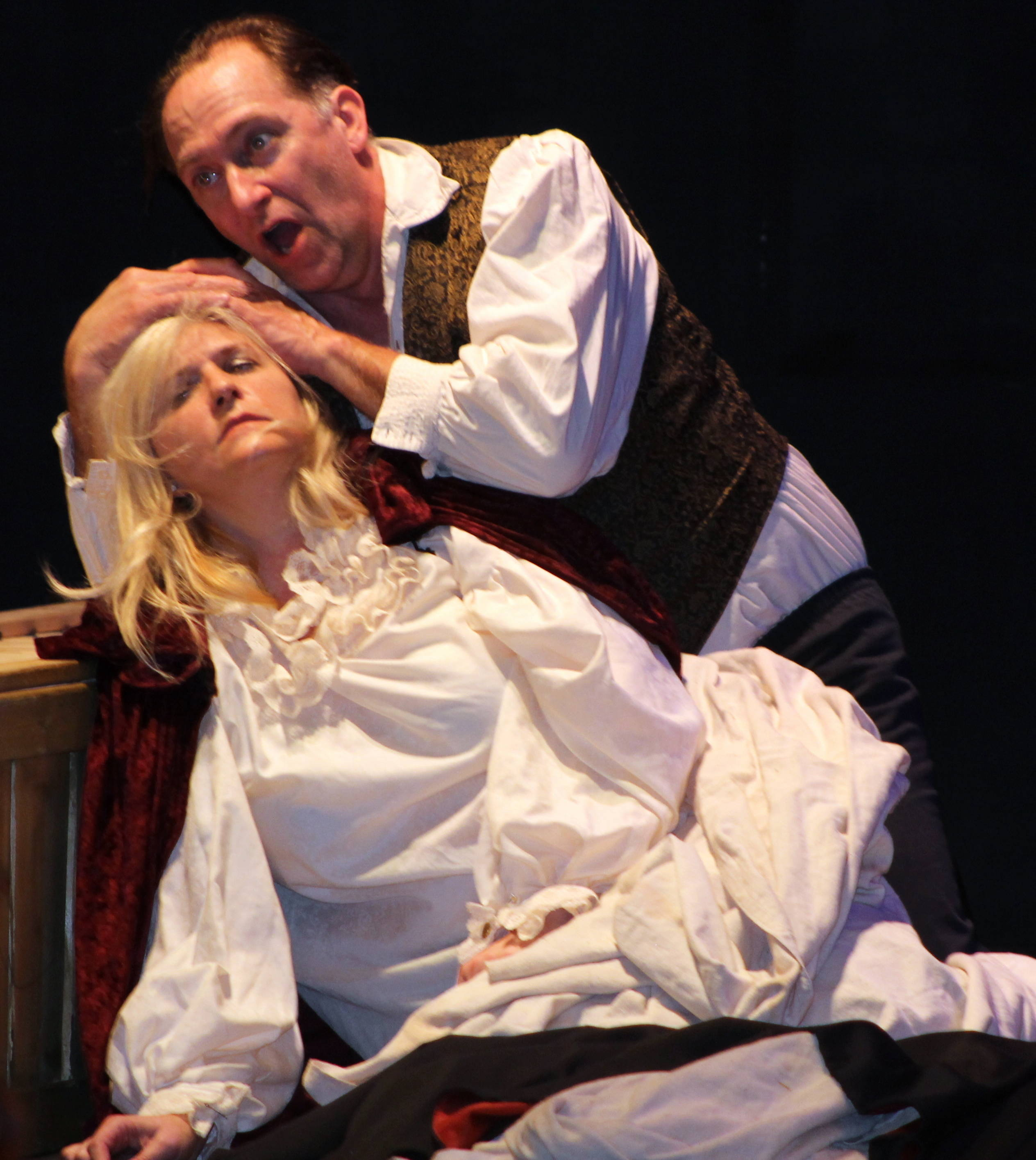 A JESTER'S GESTURES: A Review of Rigoletto