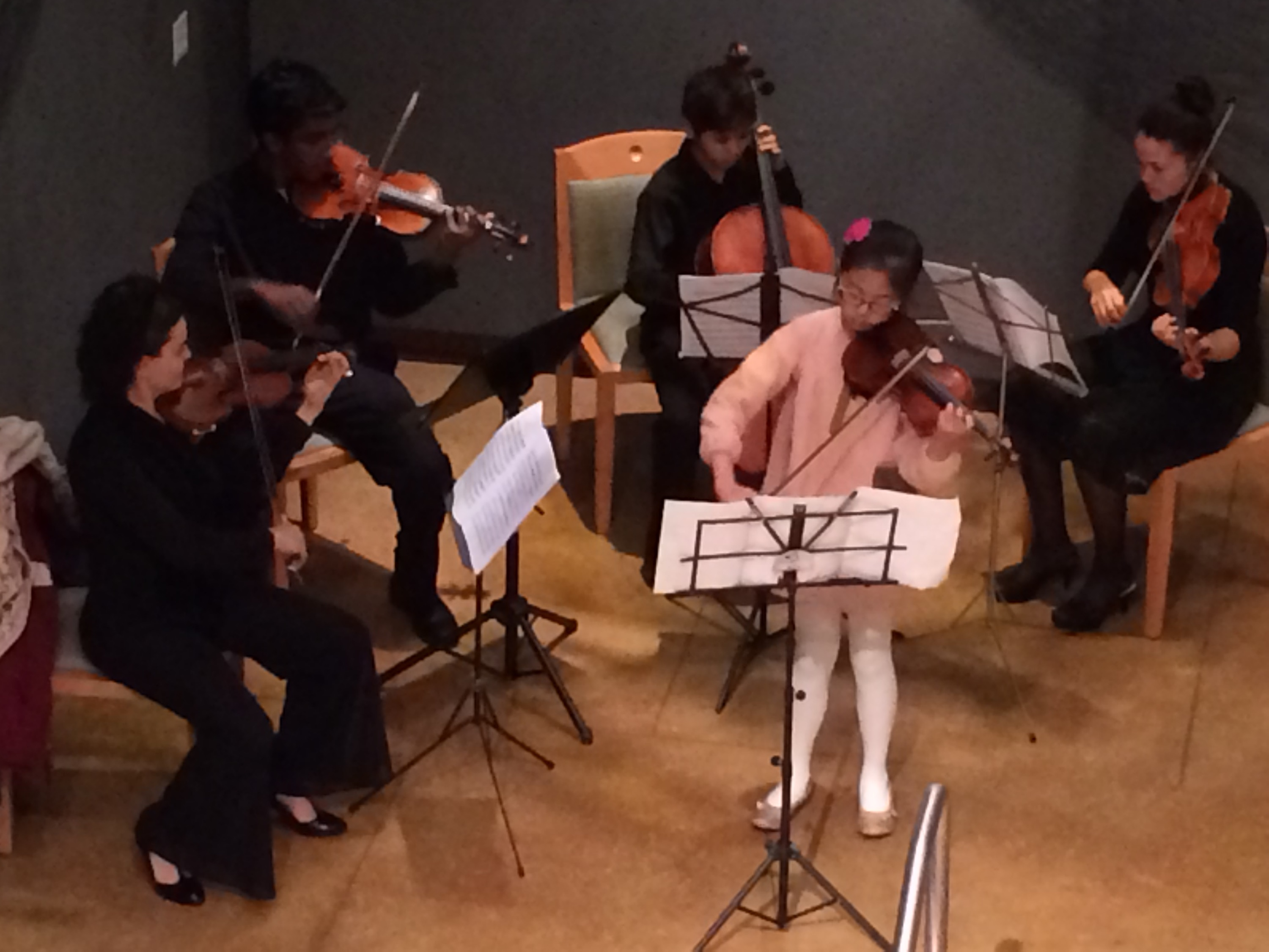 Sat. 1/23 6pm – Winter Concert: Students of the Virtuosi Music Academy
