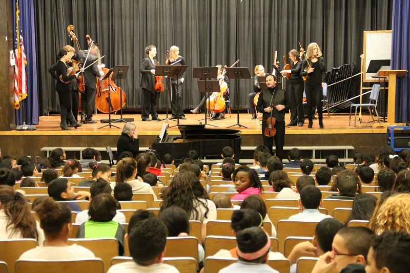 Virtuosi @ New Britain Schools: