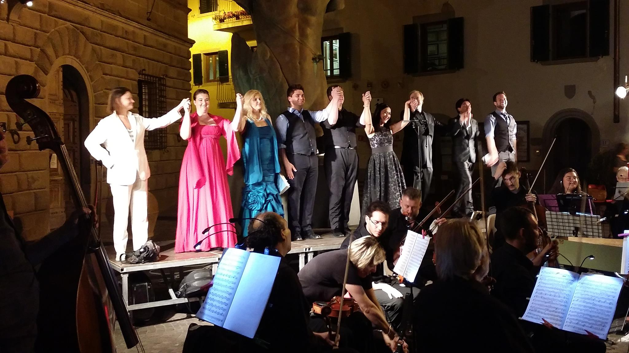 June 13 – July 9, 2016: Greve Opera Academy and Chamber Music Festival