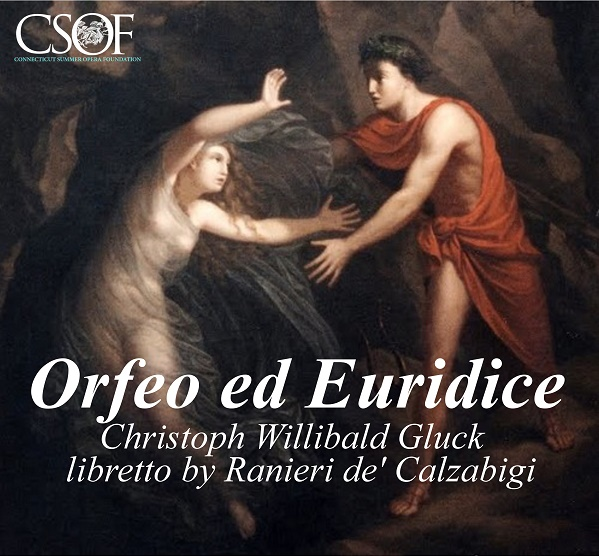 "SAT: Aug. 27, 2016 at 7:30pm: ""ORFEO ED EURIDICE"" by C.W. Gluck"