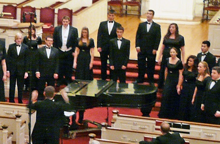 March 16, 17 Choral Concert with CCSU University Singers