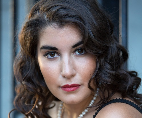 Christiana Aloneftis, soprano (March 24&25, 2017)